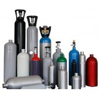 China H2S SO2 CH4 NH3 CO Gas Mixture Aluminium Cylinder / Steel Cylinder Packing on sale