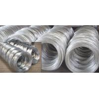 Best SAE1006B, SAE1008B, SAE1010B BWG Hot Dipped Galvanized Wire Rod of Mild Steel Products wholesale