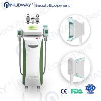 Best Cellulite Reduction Cryolipolysis Machine Fat Freezing Machine With 5 Handles wholesale