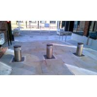 China Lifting Automatic Security Bollards , Remote Control Driveway Bollards on sale