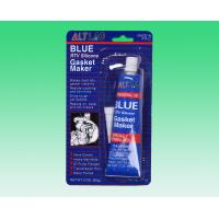 Cheap Food Safe RTV Silicone Sealant , Blue RTV Silicone Gasket Maker for sale