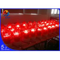 cheap single led aircraft warning lights for towers led. Black Bedroom Furniture Sets. Home Design Ideas