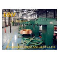 5000Mt Copper Cable Vertical Continuous Casting Machine 7920H Working Hour
