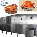 Commercial Automatic Fryer Machine Sus304 Electric Fryer 220v For Dumpling