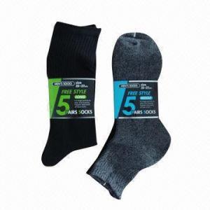 Best 108N men's woolen thick terry winter labor socks, comfortable wholesale