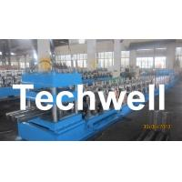Best Three Wave Highway Guardrail Cold Roll Forming Machine for 3 Wave Guard Rail Beam wholesale