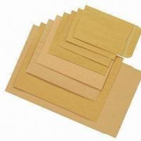 Buy cheap Envelopes with Gummed Closure, Made of High Quality Kraft from wholesalers