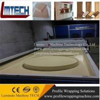 Best good quality low price machine membrane vacuum press for making pvc doors wholesale