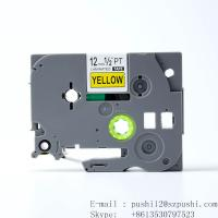 Best Brother black on white P-touch Label tape cassette for Label Makers TZe631 TZe-631 wholesale