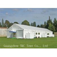 Best Multifunctional Use Outside Event Tents , Self Cleaning Ability Tents For Parties wholesale