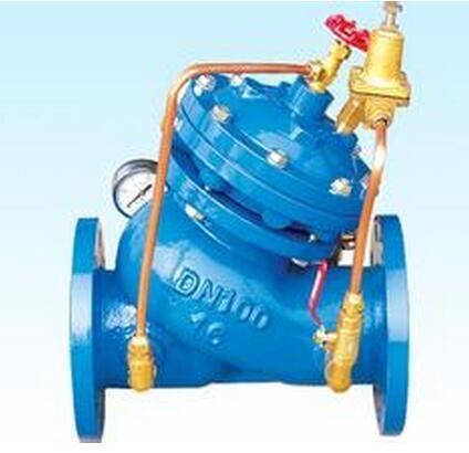 details of dn100 pn25 water pressure regulating valve. Black Bedroom Furniture Sets. Home Design Ideas