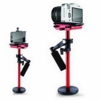 Best 100% original wondlan Steadicam Mini Stabilizer with a carry bag Red wholesale
