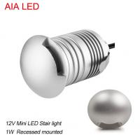 D50xH45mm 3W outdoor IP67 LED underground light for garden or stairs used/LED