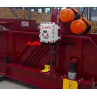 Best Oil and gas drilling fluid process shale shaker at Aipu solids control wholesale