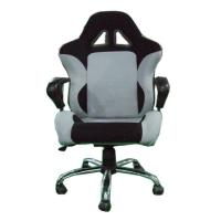 Best Customized Fully Adjustable Office Chair With Bucket Seat PU Material 150kgs wholesale