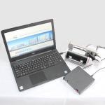 Best Mining Ropes Ultrasonic Metal Detector / Portable Ultrasonic Testing Equipment wholesale