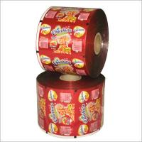 Quality Food Grade Plastic Roll Film Automatic Non-leakage For Snack Packaging wholesale