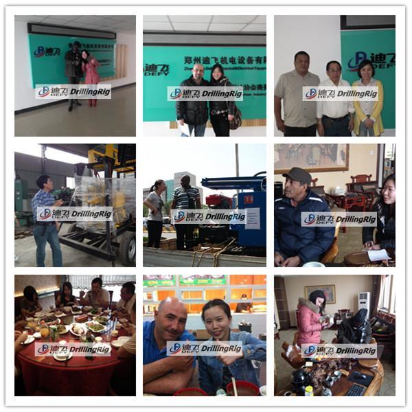 lyh-customer visit to DEFY factory