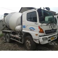Best Hino 8cbm Used Concrete Mixer Truck / Cement Mixing Truck Made Year 2004 wholesale