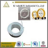Best top quality lifting 3mm pvc coated steel wire rope cheap stianless steel wire wholesale