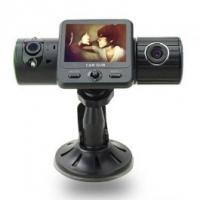 Best Full HD 1080P HDMI H.264 Dual Camera Lens Night Vision DVR car video recorder with GPS G-sensor SC310 wholesale