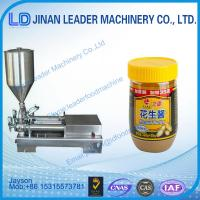 Best Stainless steel peanut butter food filling machine commercial wholesale