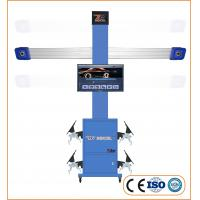 Best Automatic 3D Wheel Aligner Machine Tire Balancing With Multi Languages Database wholesale
