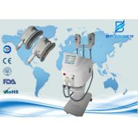 Buy cheap Coolsculpting Cryo Vacuum Slimming Machine With 2 Handpieces For Cellulite Treatment from wholesalers