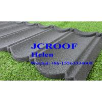 Best Roman Style Stone Coated Steel Metal Roofing Tiles Shingles with SONCAP wholesale