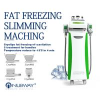 China 2014 Newly-launched!!! The most featured Cryo Cryolipolysis body Slimming fat freeze on sale