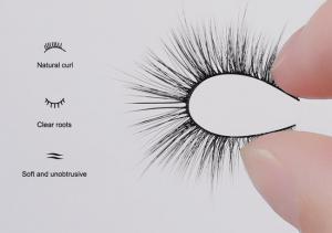 Best Romantic Full Strip Makeup 25mm Mink Eyelashes wholesale