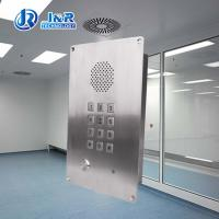 Best Stainless steel Elevator Emergency Phone Flush mounted steel Hands free telephone wholesale