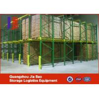 Best Adjustable Steel Shelving Storage Rack Drive In Racking System For Warehouse wholesale