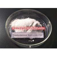 Best Muscle Gain Testosterone Anabolic Steroids Sustanon 250 Blend Muscle Growth Hormones CAS 57-85-2 wholesale