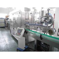 3 In 1 Carbonated Drink Filling Machine , Aseptic Soda Water Filling Machine 5000 BPH