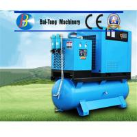 Best Electric Screw Industrial Air Compressor Air / Water Cooling Method High Durability wholesale