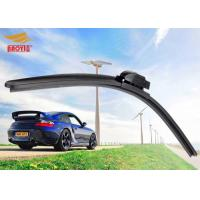 Cheap Auto Parts Car Window Wiper Blades Wiping Cleaning WIith Grade A Rubber Refill for sale