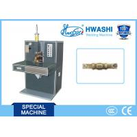 Best Carbon-Electrode Pneumatic Spot Welding Machine Silver Contacts / Points wholesale