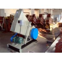 Best HDPE PPR Plastic Pipe Crusher / Pvc Crusher Machine Granules Production wholesale