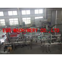 Cheap 0.4KW Grasper Type Automatic Packing Machine 10-15 Cartons / Min Touch Screen for sale