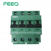Best Overcurrent Protection RoHS 63A FEEO DC MCB wholesale