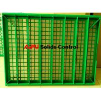 Cheap API stadard Shaker screen replacement for oil and gas well drilling mud shaker for sale