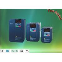 Best 37kw 3 Phase Adjustable Solar Variable Frequency Drive For Ac Pump , 0Hz - 400Hz wholesale
