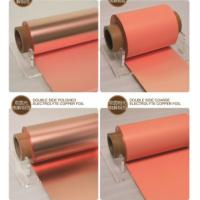 Best 1 OZ Electrolytic Copper Foil For MCCL CCL High Temperature SGS Approval wholesale