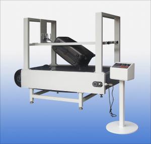 Best Conveyor Belt Type Luggage Testing Equipment / Machine Abrasion Tester wholesale