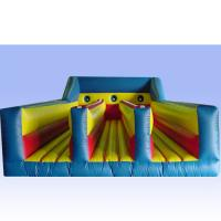 Buy cheap inflatable climbing wall for adults/inflatable sports game from wholesalers