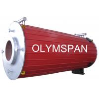 Best Horizontal Gas Fired Electric Thermal Oil Boiler 300kw For Wood , Less Water wholesale