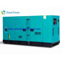 China Open / Silent Type 100kva Diesel Generator , 80kw Water Cooled Diesel Generator on sale