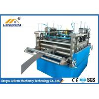 Best Whole Production Line Cable Tray Roll Forming Machine 22 KW With Punching Part wholesale