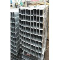 China ASTM A500 Pre Galvanized Square And Rectangular Steel Pipe For Machine Tool Equipment on sale